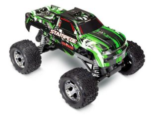Traxxas R/C STAMPEDE RTR W/ XL-5 ESC at unbeatable price, available now!