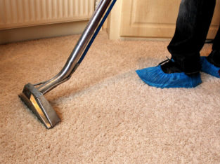 Professional Carpet Steam Cleaning From