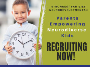 Wanted: Are You a Parent of a Child with CP? Test Our New Program!