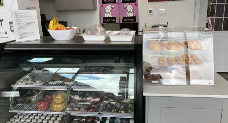 Turnkey Cafe Vancouver For Lease