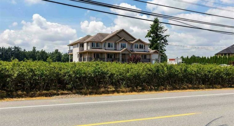 1045 MCCALLUM ROAD Abbotsford, British Columbia