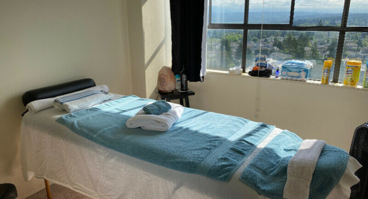 Certified Professional Massage Therapy. NON SENSUAL