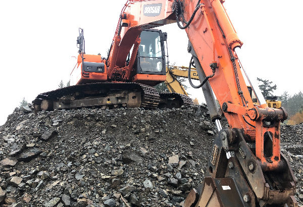 Mini Excavation Services $85.00/hr