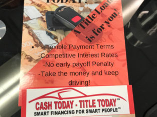 Need Money Quickly? Consider a title loan.