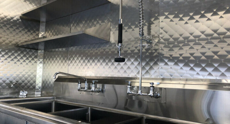 Food Truck Kitchen Repairs