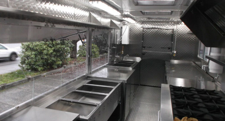 Food & Merchandise Trucks, Concession Trailers and Food Carts
