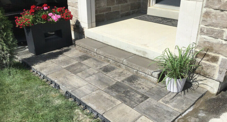 ATA landscaping & Interlocking Services