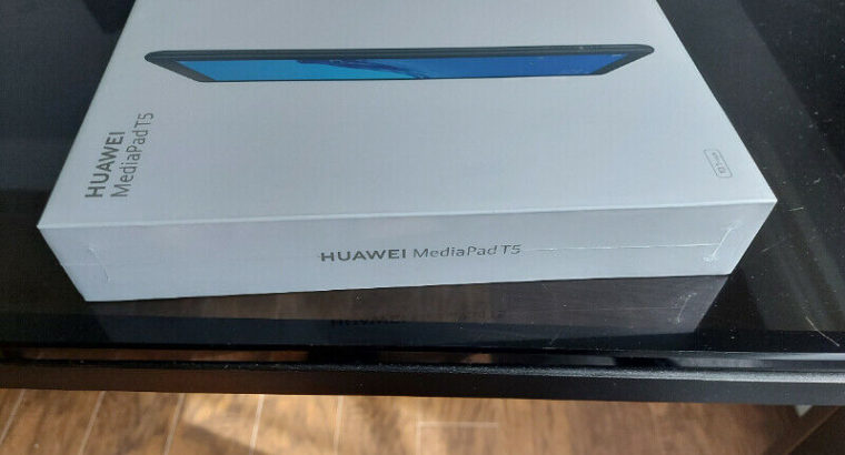 Huawei T5 10inch LTE simslot Brand New in Box