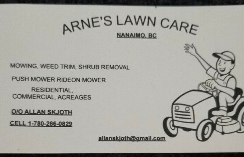 Fall Clean up, lawn maintenance and care