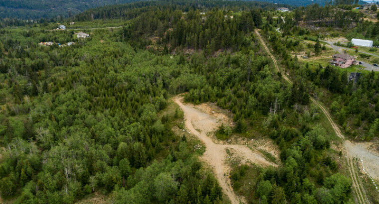 Private Building Lot With Gorgeous Valley and Mountain Views