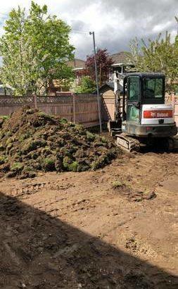 Sod Installation, Mowing, Pressure Washing, Excavating, Tree Cut