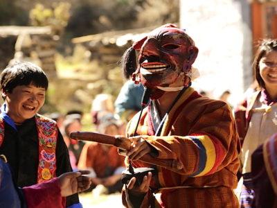 Punakha Tshechu Festival